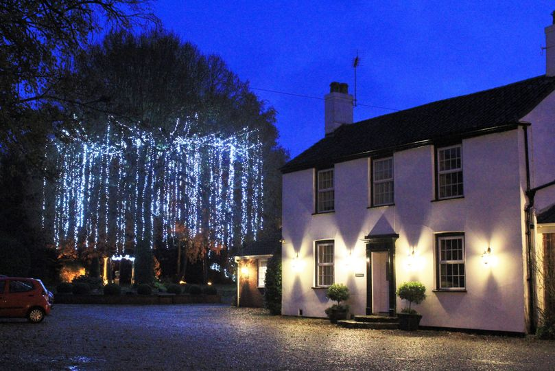 The Old Rectory Hotel 86
