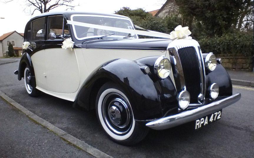 Daimler DB18 (1951)