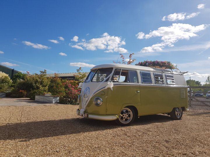 VW Campervan Weddings