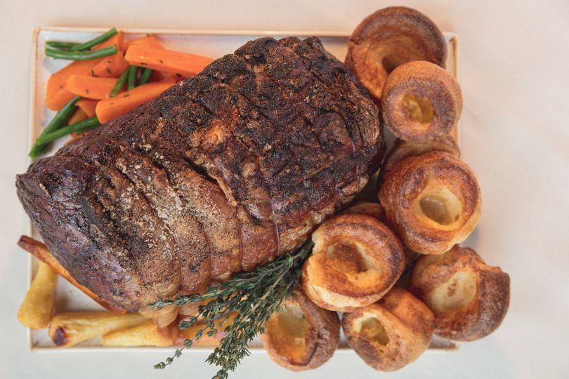 Roast Topside of Devon Beef