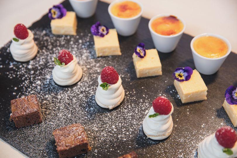 Sharing Platter of Desserts