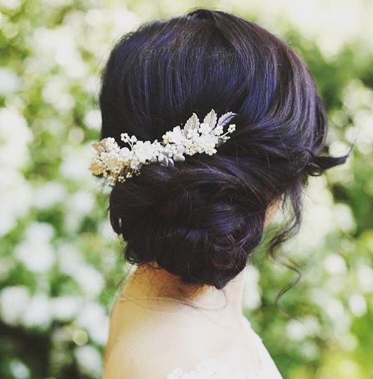 We adore this hair comb