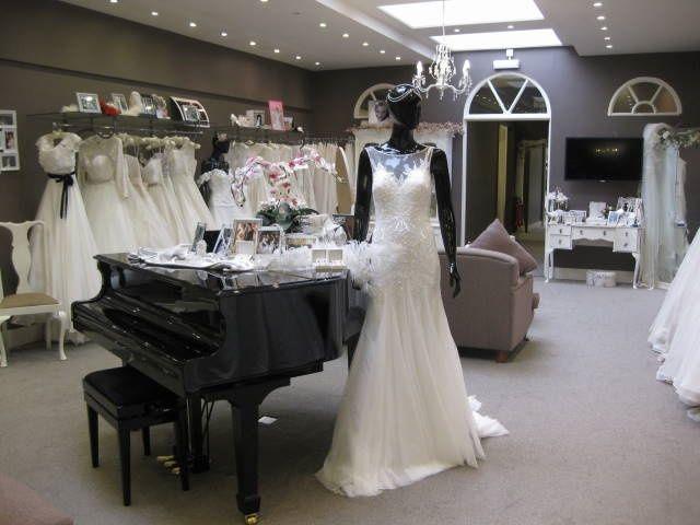Interior of BOA Boutique
