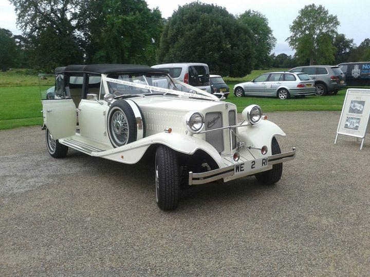Marlows Wedding Car Hire
