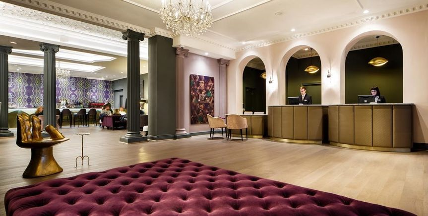 Mercure Leicester The Grand Hotel 59