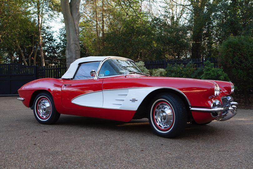 1961 Corvette C1