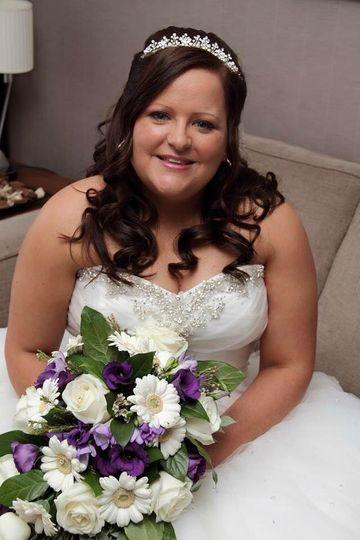 Hannah - Bride Make up