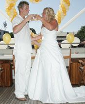 Yacht Wedding Cyprus