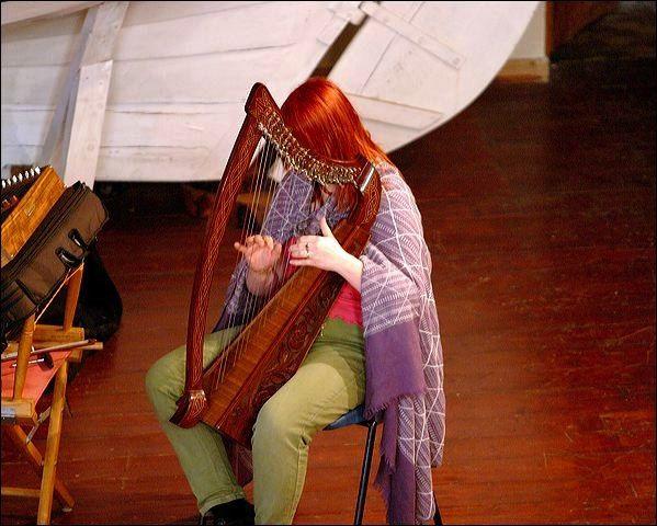 In concert in Campbeltown