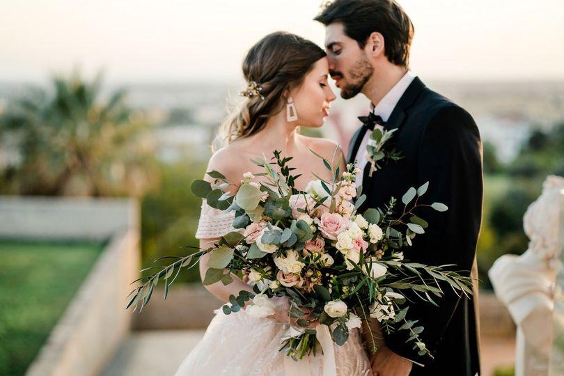 Beautiful wedding in Portugal