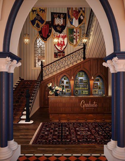 Lobby (rendering)