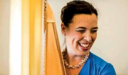 Harp in Wales