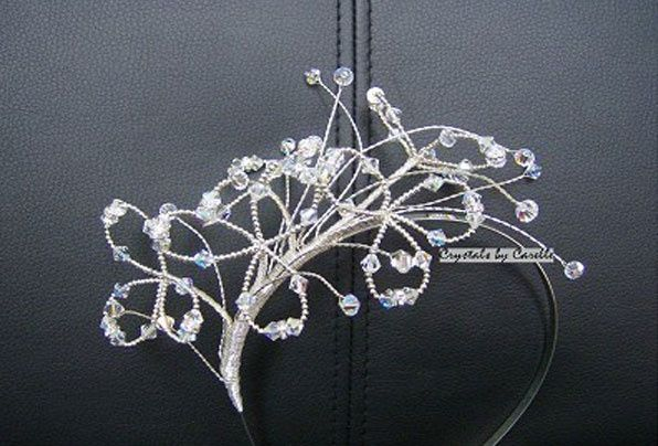 Nicola side tiara