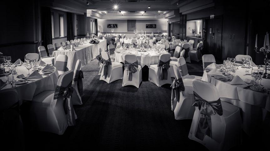 Roundhay Suite Wedding Breakfast