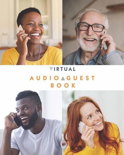 Virtual Audio Guest Book