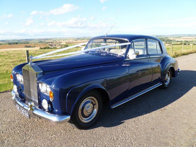 1963 Rolls Royce Silver Cloud III side view (1)