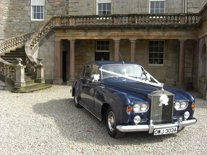 Rolls Royce Silver Cloud Ext 2