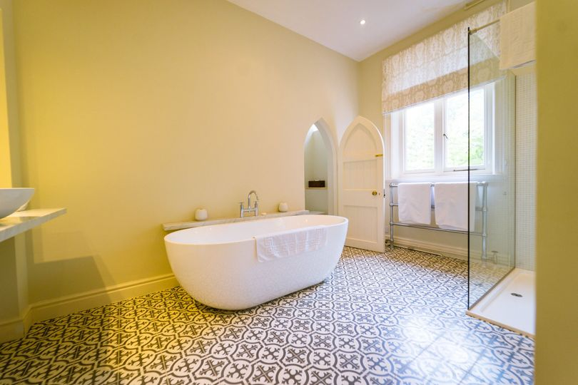 Wedding Suite Bathroom