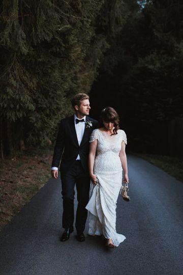 Walking together - Luke Hayden Photography