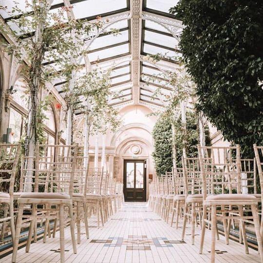 Conservatory Ceremony