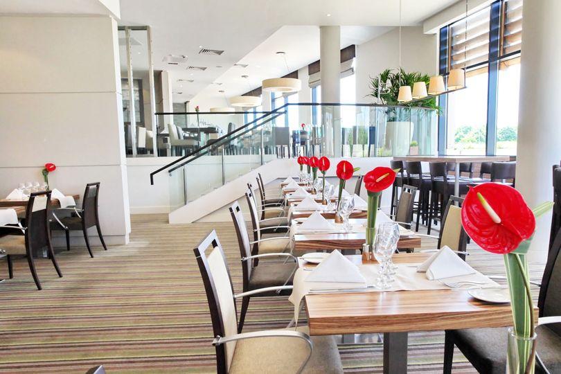 2 AA Rosette Caprice Restaurant & Terrace