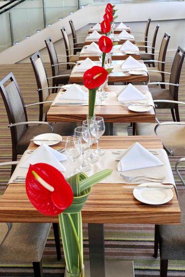 2AA Rosette Caprice Restaurant