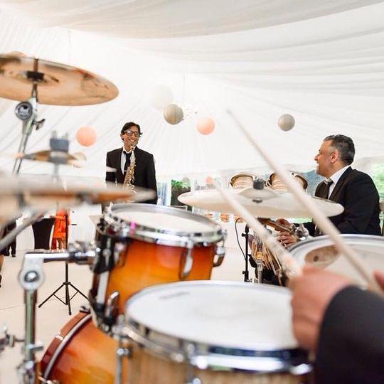 Jazz fusion band