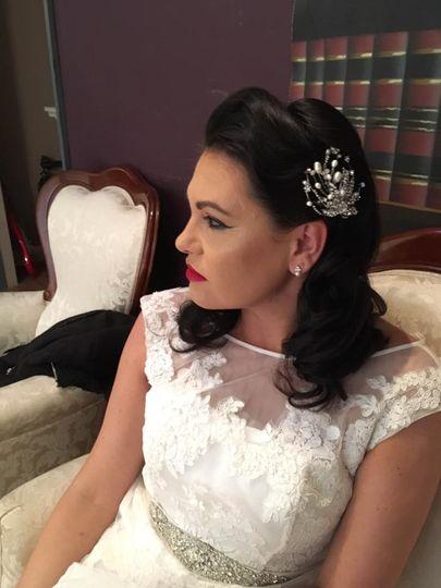 Beauty, Hair & Make Up Bridal Hair by Lindsay - Staffordshire 2