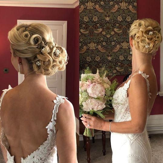 beauty hair make up bridal hair 20190618032142048