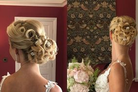 Bridal Hair by Lindsay