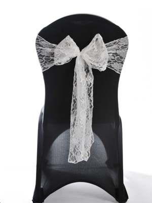 Vintage Lace Sash