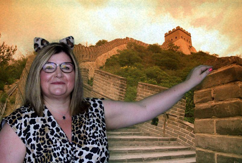 Great Wall greenscreen