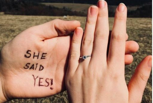 I Think I Wanna Marry You