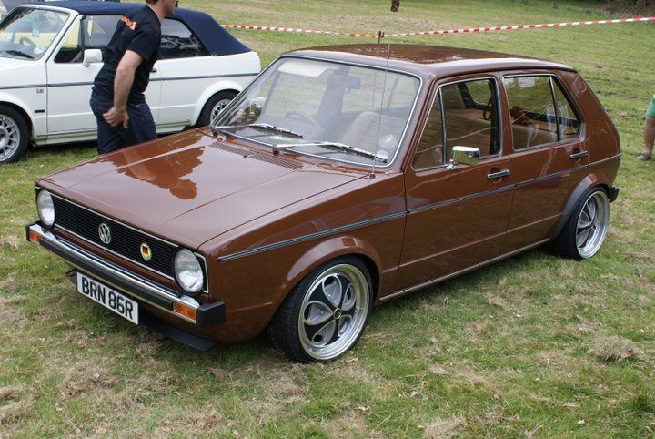 Brown Sugar 1980 mk 1 Golf