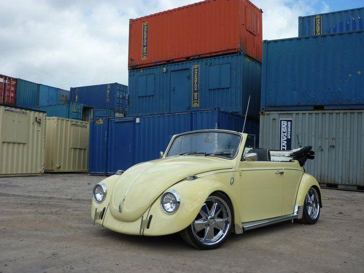 Le Bug 1968 Cabrio Beetle