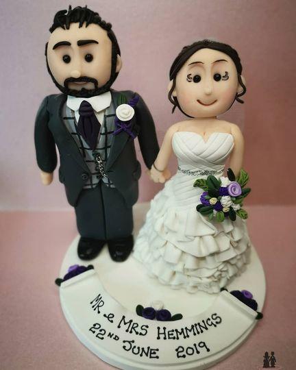 Mr and Mrs Hemmings