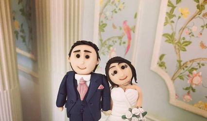 Page´s Personalised Cake Toppers 1