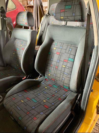 Special edition seats