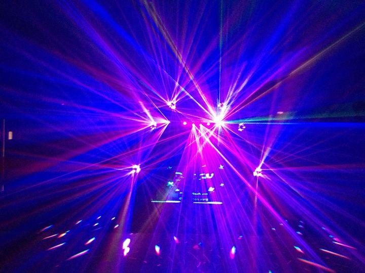 Laser  lights and mood lightin