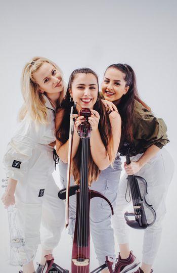 Electric String Trio - Sporty