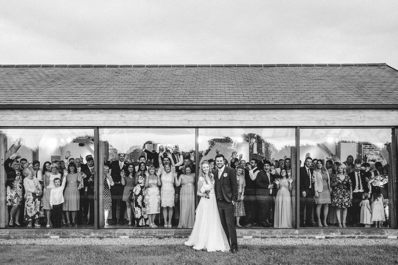 Dodford Manor Barn Wedding Venue_outdoor wedding venues_Rustic wedding venues