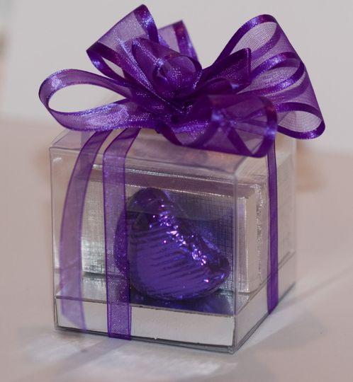 Mini Bars and Hearts boxed gift