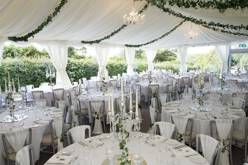 Our marquee