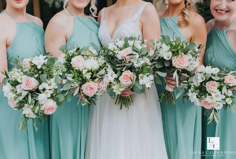 blush pink wedding flowers leeds copy 4 106534 158221382967809