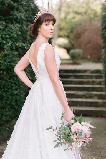 Leanna Elizabeth Bride