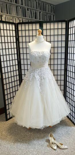 Over 150 dresses