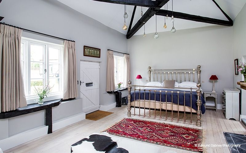 Guest Bedroom at Wasing Park