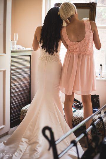Bridal Preparations 3
