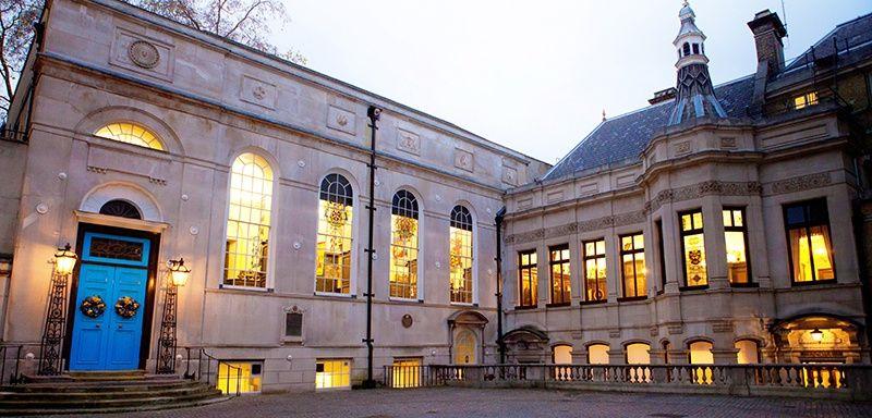 Stationers' Hall exterior
