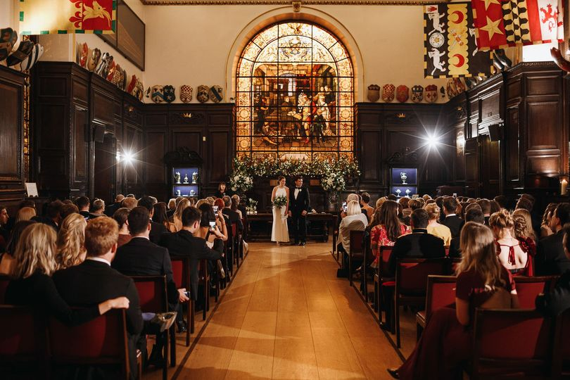 Ceremony in the Main Hall